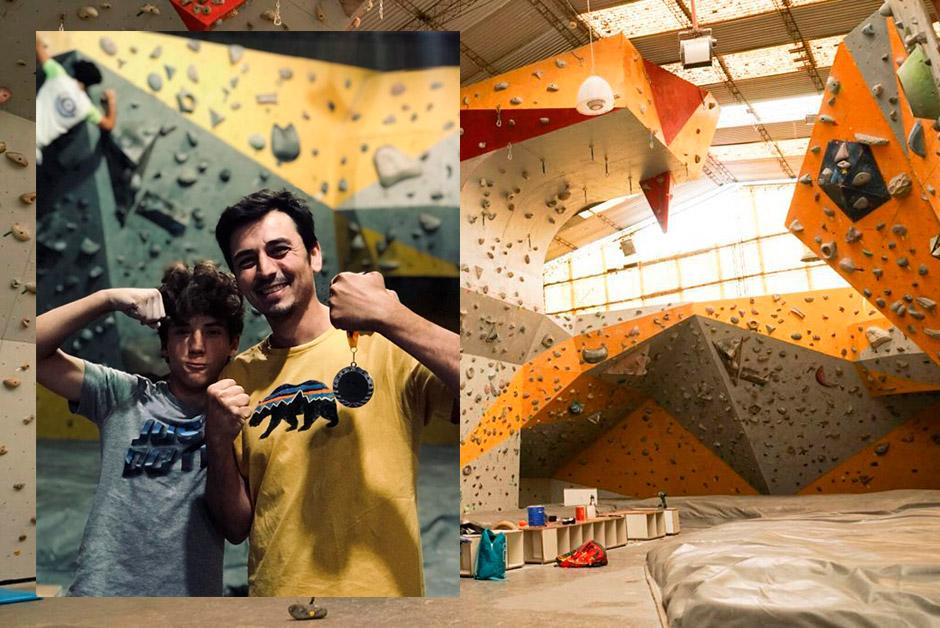 Manuel Verona y Sebastián Fain Castro.